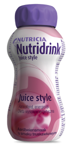 Nutridrink Juice Style 200 ml