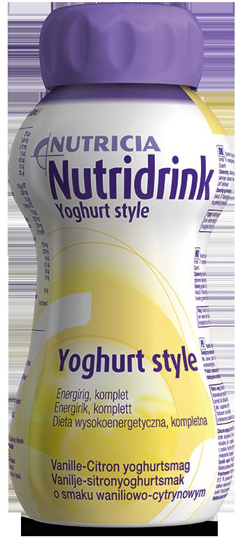 Nutridrink Yoghurt Style 200 ml