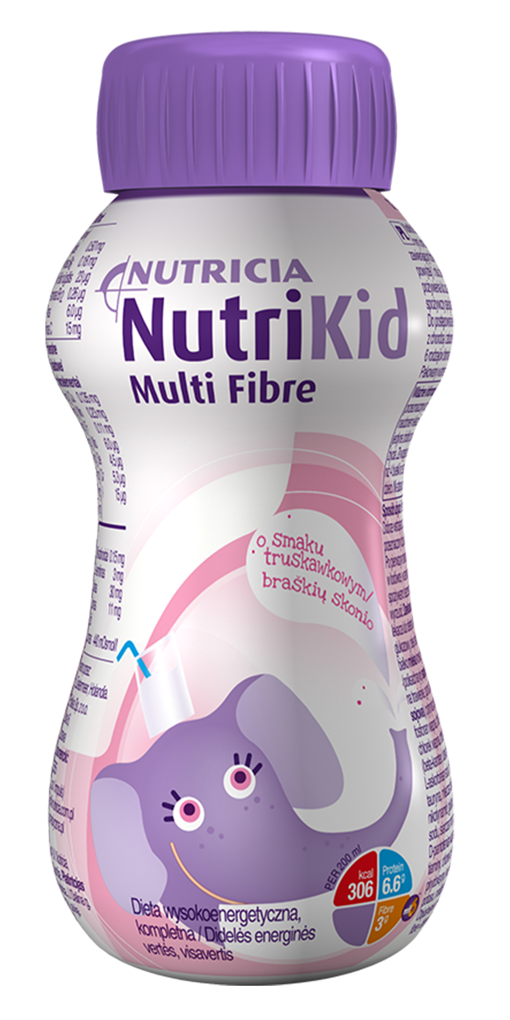 NutriKid Multi Fibre 200 ml
