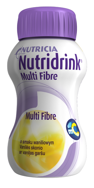 Nutridrink Multi Fibre 125 ml